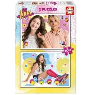 Puzzle 100 Soy Luna