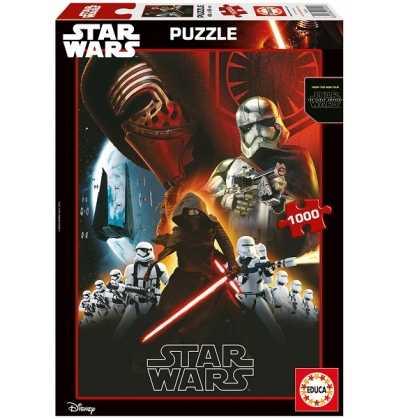 Puzzle 1000 Star Wars  Guerra de las Galaxias