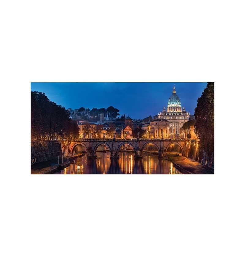 Puzzle 1000 piezas Roma...