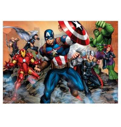 Puzzle 104 Maxi  Avengers   Los Vengadores