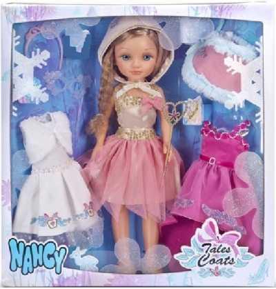 Nancy   3 Vestidos de Cuento