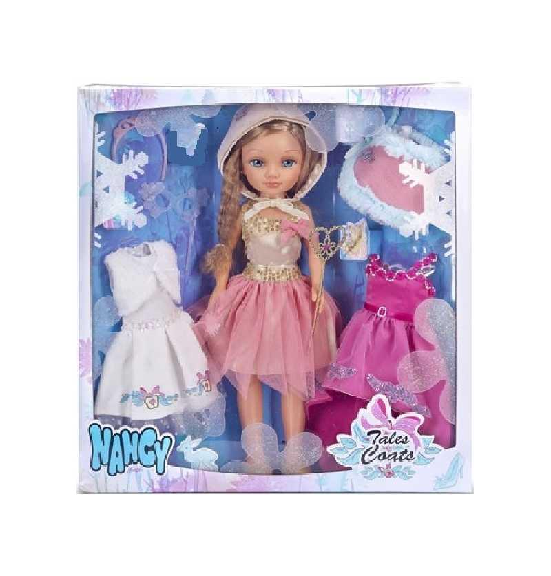 Nancy -  Vestidos de Cuento con Muñeca