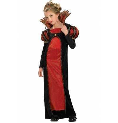 Disfraz Vampiresa Scarlett Halloween