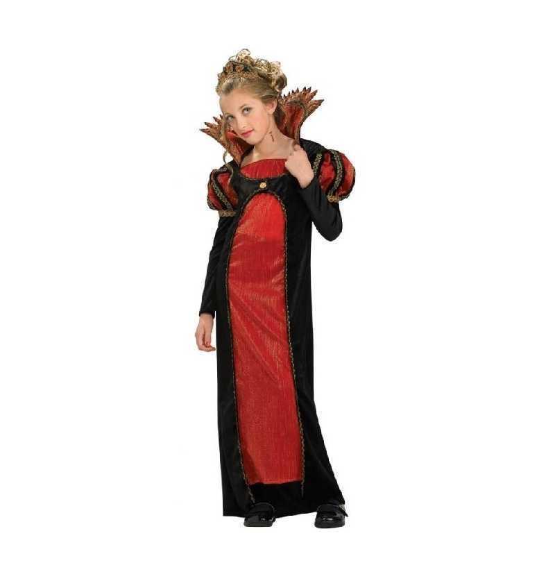 Comprar Disfraz Vampiresa Infantil Scarlett Halloween