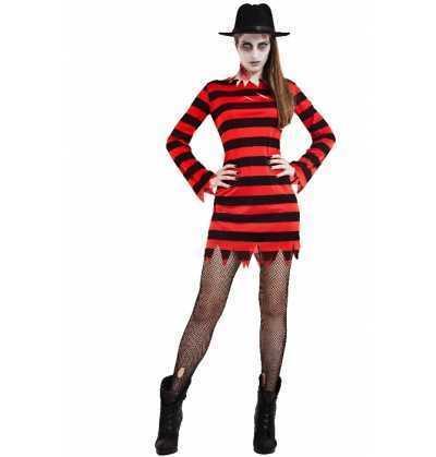 Disfraz de Mujer Freddy Halloween