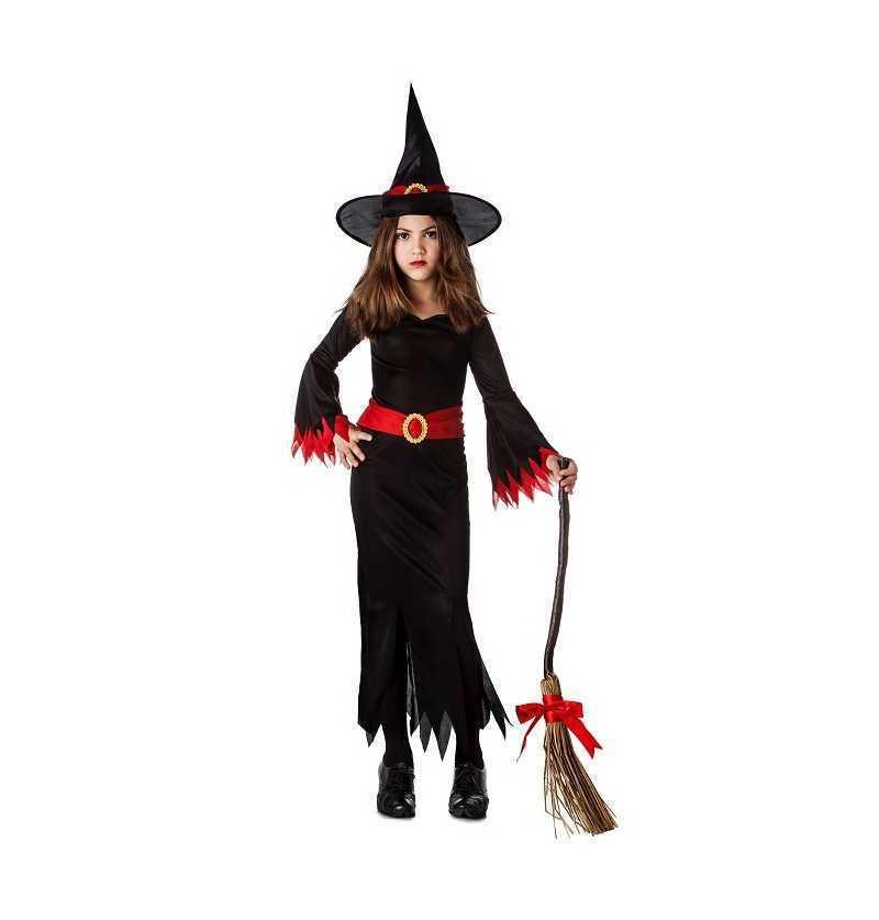 Disfraz Bruja Negra Bebe...