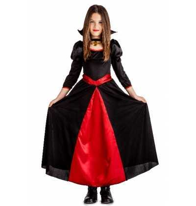 Disfraz Vampira Infantil  Halloween