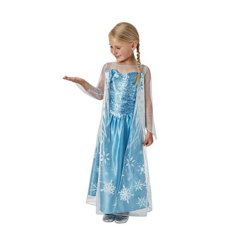Disfraz Elsa Clasico Infantil