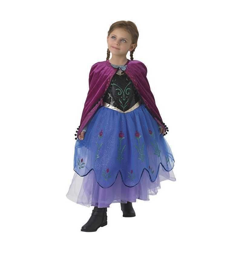 Comprar Disfraz Anna Premiun infantil