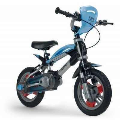 Bicicleta Elite 12 Azul