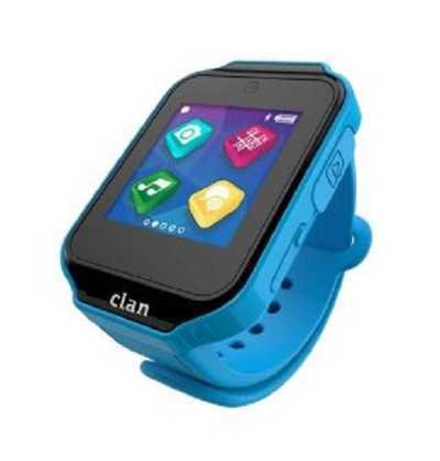 Smartwatch Clan Watch Kurio Azul