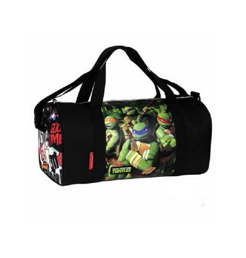 Bolsa deportes tortugas ninja
