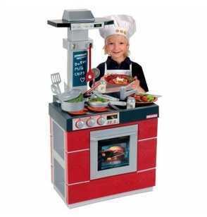Miele - Comprar Cocina Compacta Infantil Klein roja