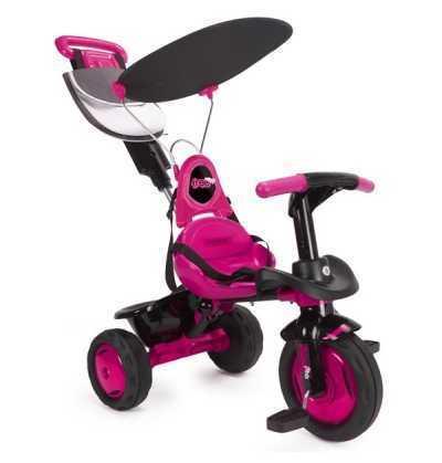 Triciclo Free Girl Injusa