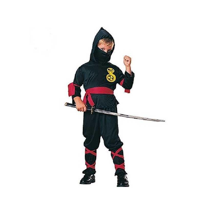 Comprar Disfraz Ninja Negro Rubies