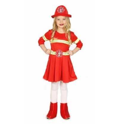 Disfraz Bombera Infantil