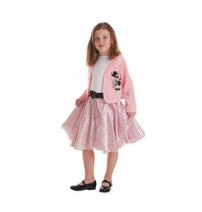 Disfraz Años 50 Infantil