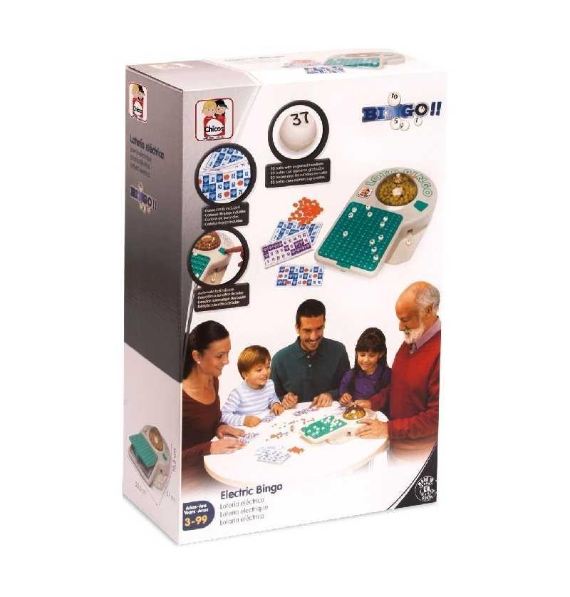 Comprar Loteria Electrica Bingo