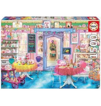 Puzzle 1500 La Tienda de Dulces
