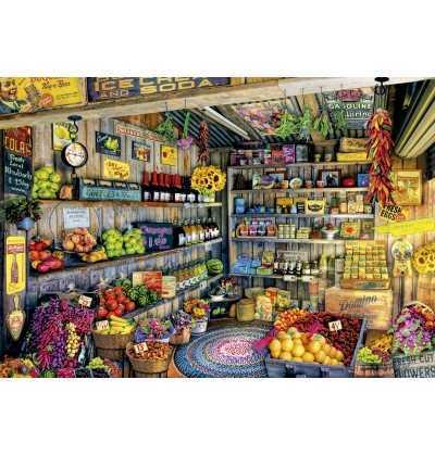 Puzzle 2000 Tienda de Comestibles