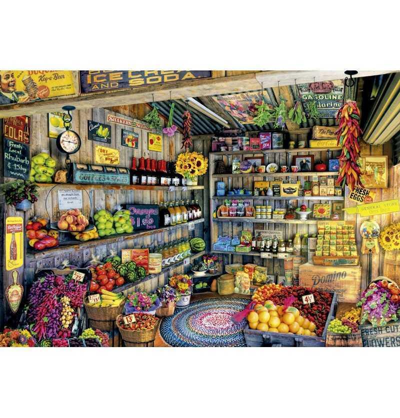 Puzzle 2000 Tienda de...