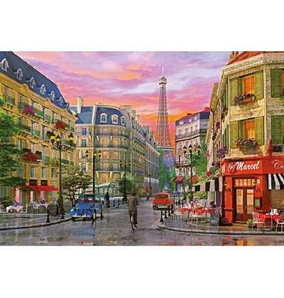 Puzzle 5000 Calle de Paris - D. Davinson
