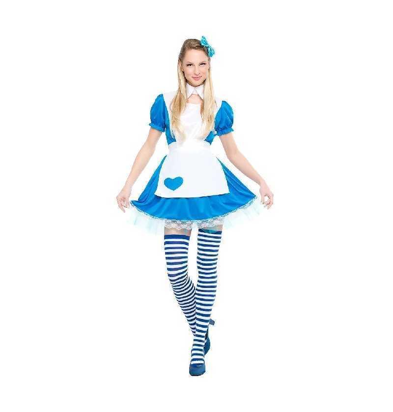 Comprar Disfraz Alicia en el Pais de las Maravillas Adulto