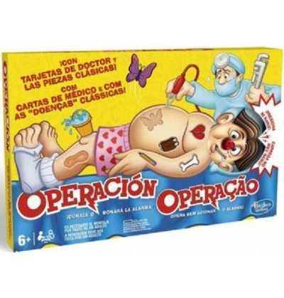 Operacion Mb    Juego de Mesa