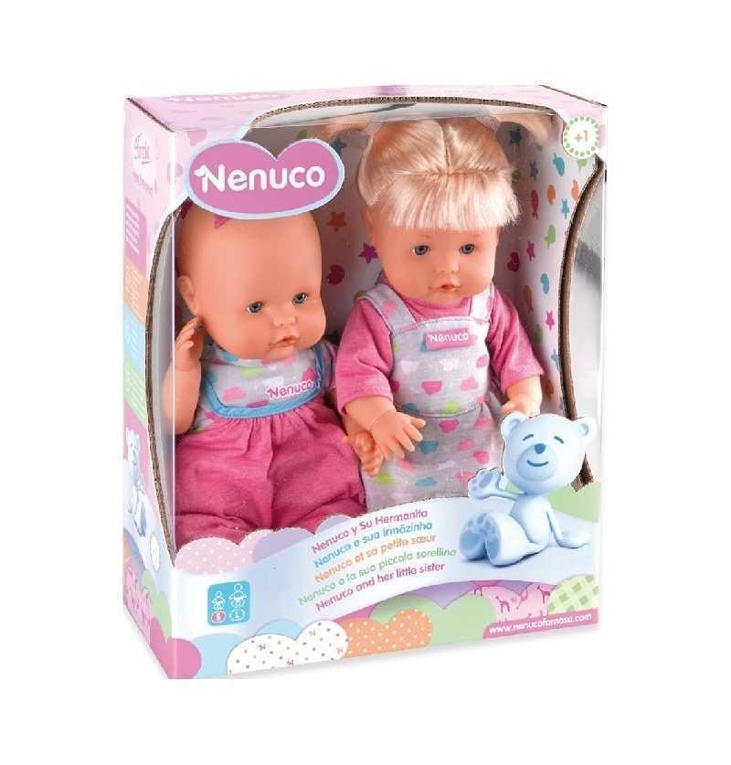 Comprar Muñeco Nenuco  y su hermanita