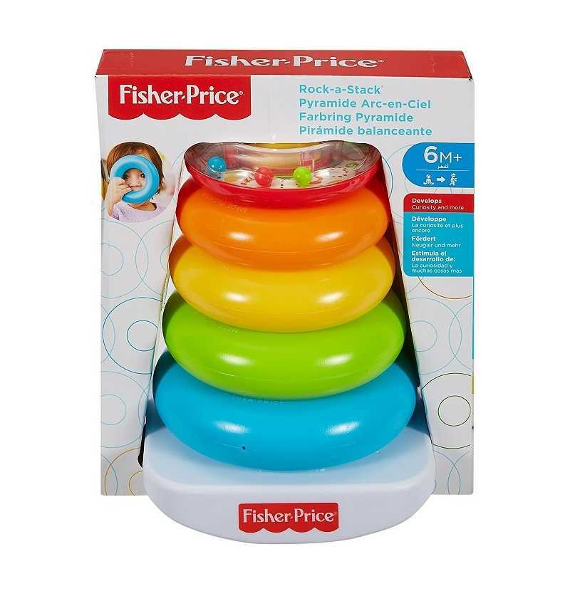 Comprar Piramide Balanceante Fisher Price