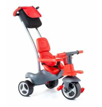 Triciclo Urban Trike Confort Soft Control Rojo