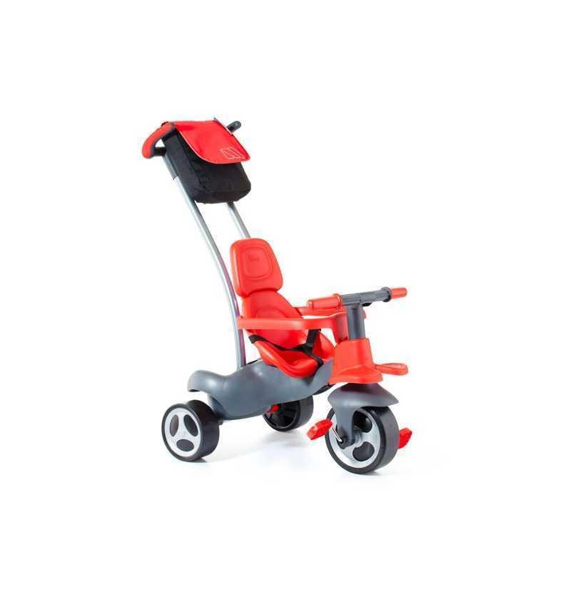 Comprar Triciclo Urban Trike Confort Soft Control Rojo Molto