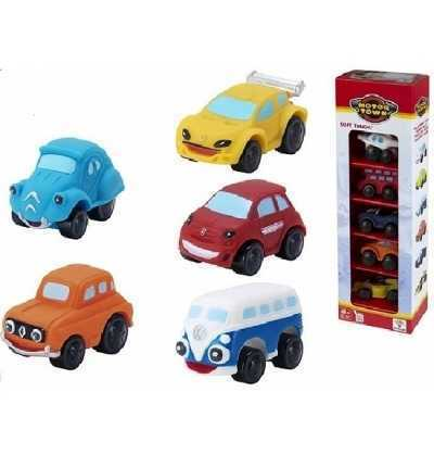 Vehiculos Blanditos  Pack