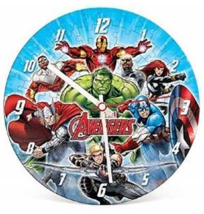 Puzzle Reloj Avengers