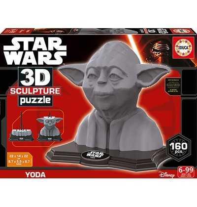Puzzle Yoda