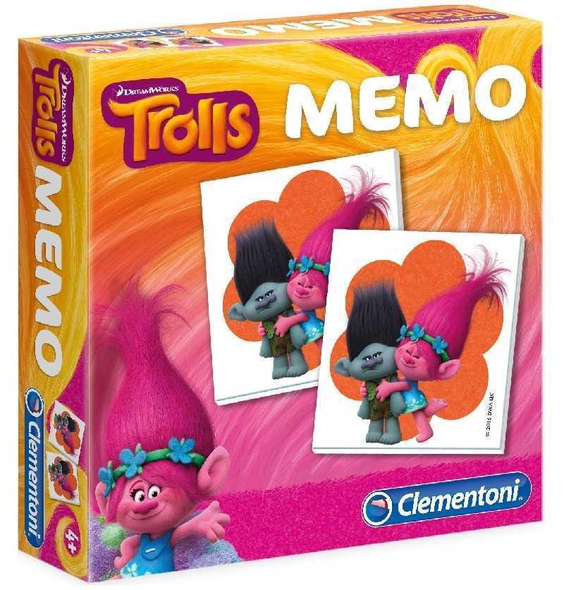 Comprar Memo Trolls Memori