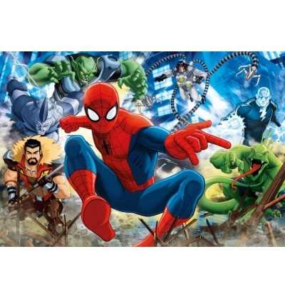 Puzzle 104 Spiderman Sinister Six