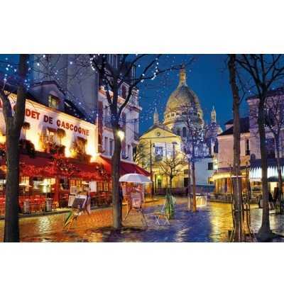 Puzzle 1500 Paris Montmartre