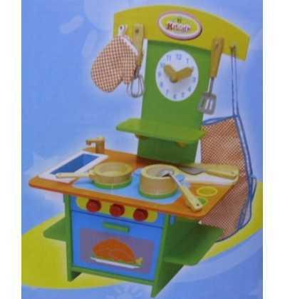 Cocina Madera Infantil