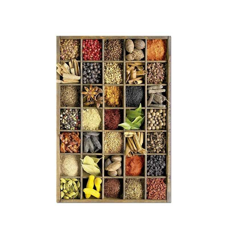 Puzzle 1000 Especias  educa