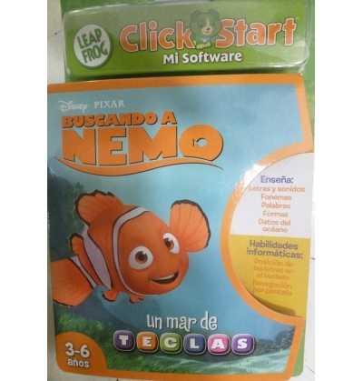 Comprar Juego Click Start Buscando a Nemo