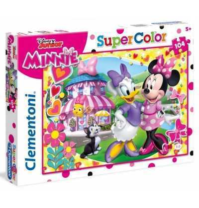 Puzzle 104 Minnie Happy Helpers
