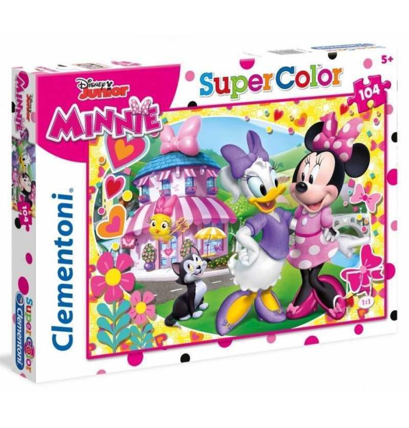 Puzzle 104 Minnie Happy...
