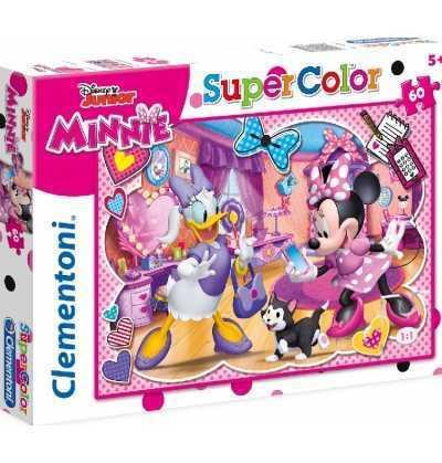Puzzle 60 B Minnie Happy Helper