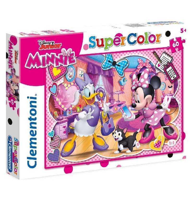 Comprar Puzzle 60 piezas Minnie y Daisy