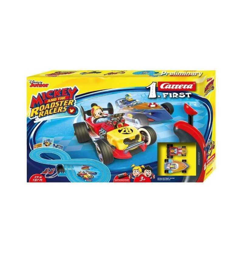 Comprar Circuito Mickey Roadster - Carrera First