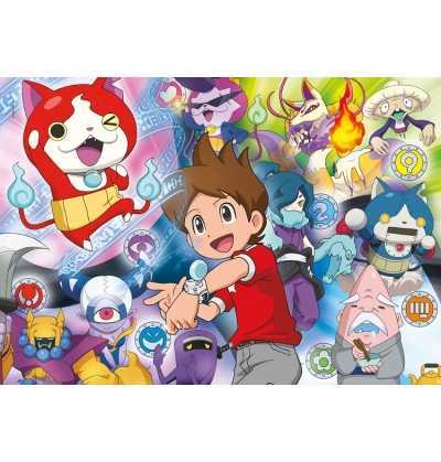 Puzzle 104 Yo Kai Watch