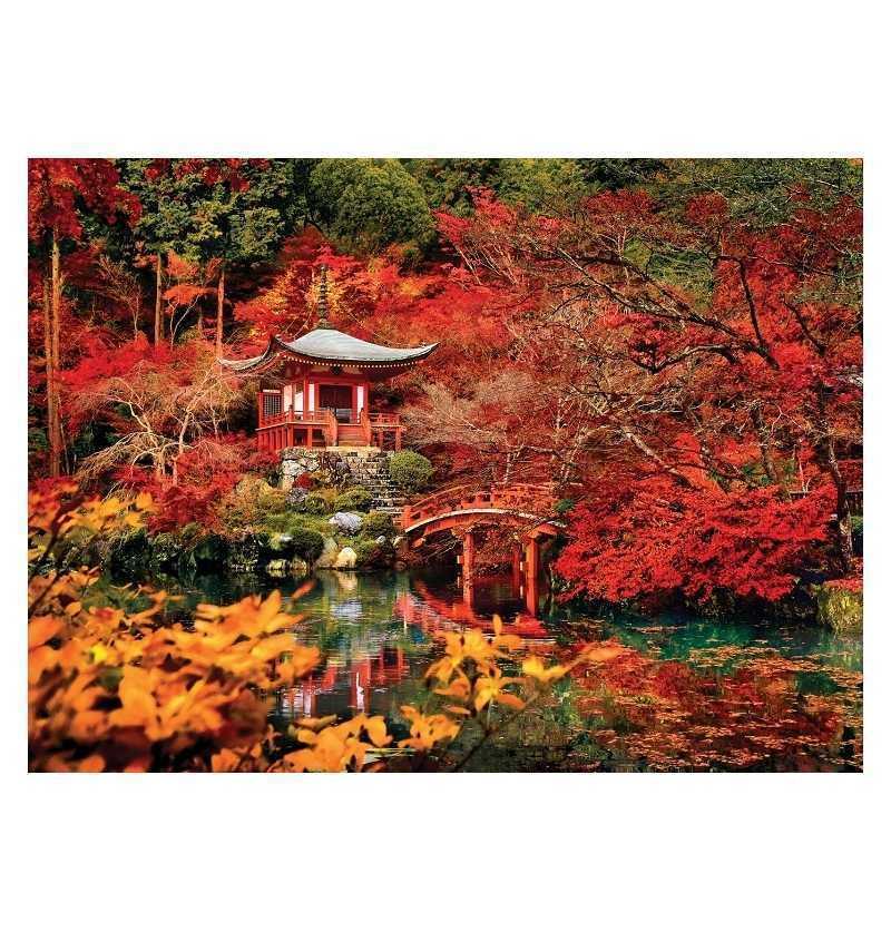 Comprar Puzzle 500 Piezas Jardin Sueño Oriental