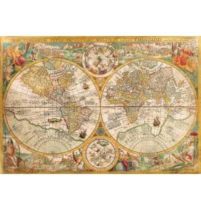 Puzzle 2000 Mapa Antiguo