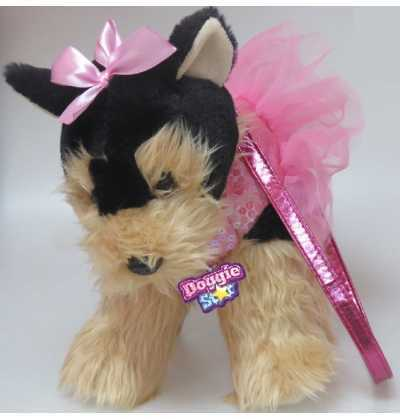 Doggie Star - Yorkshire Rosa Tutú